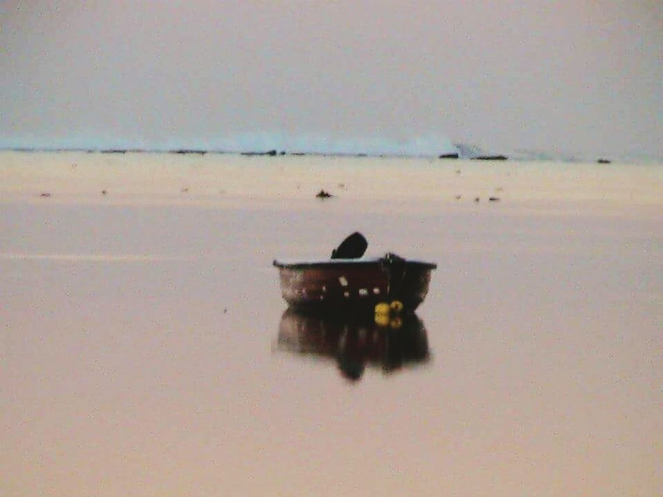 Early In The Morning First Eyeem Photo Before Sunrise Fisherboat Calm Water Nella's Photographic World
