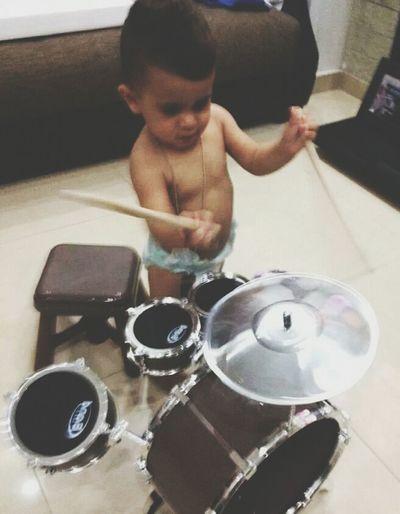 Drums Baby ❤ Lebanese Love
