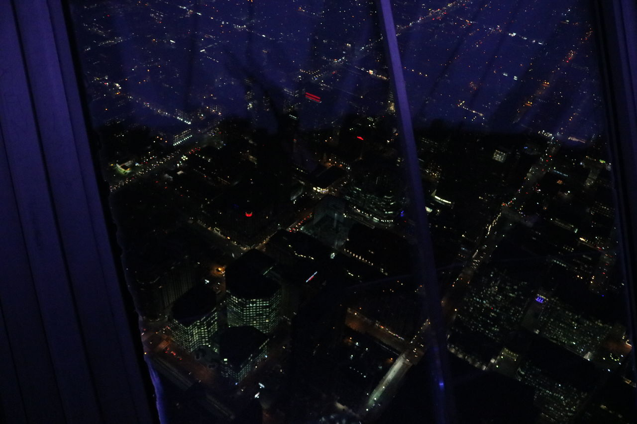 Toronto Window Curtain Night Dark Close-up Indoors  Sky Men Illuminated One Person Space Only Men Star - Space One Man Only People Astronomy