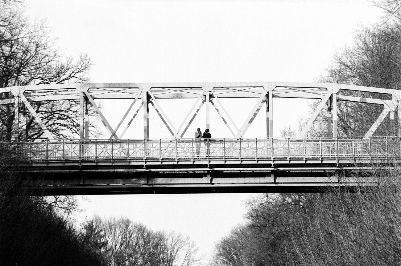 AgfaPhoto APX 100 (new) Architecture Blackandwhite Bridge Canon AE-1 Program  EyeEm Best Shots - Black + White Kodak D-76 Monochrome