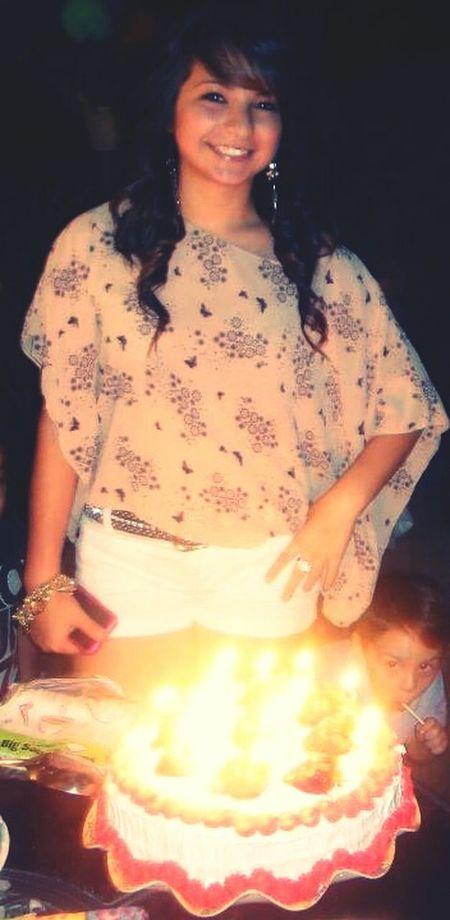 my 17th birthday! :)