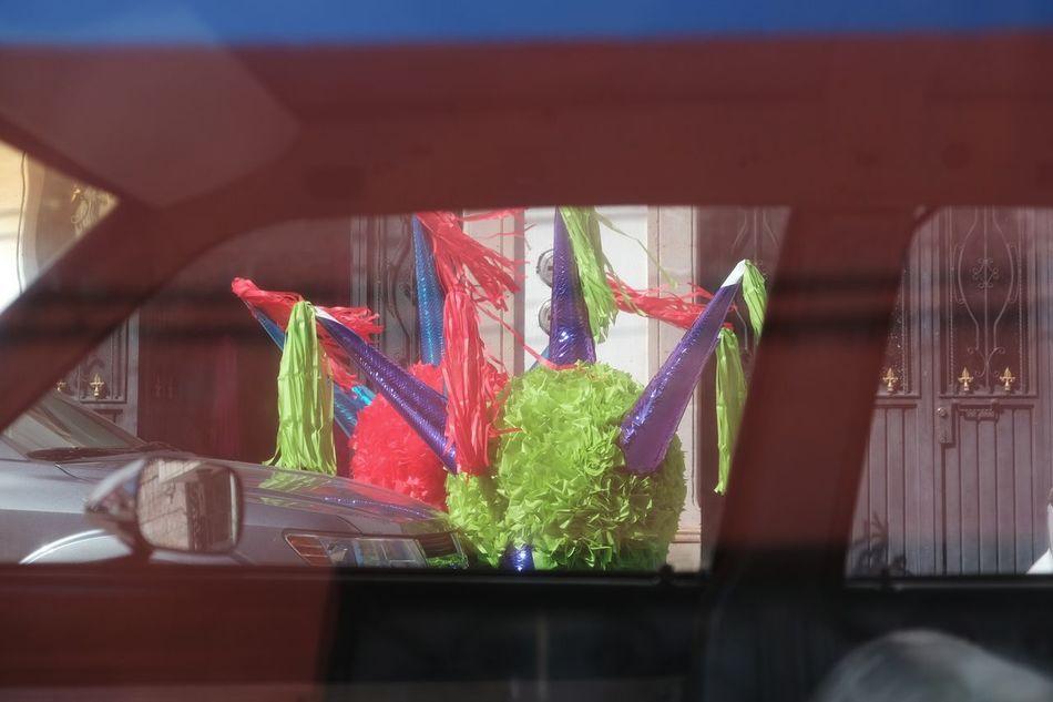 Piñata Multi Colored No People Day Mexico Fiesta Mexicana