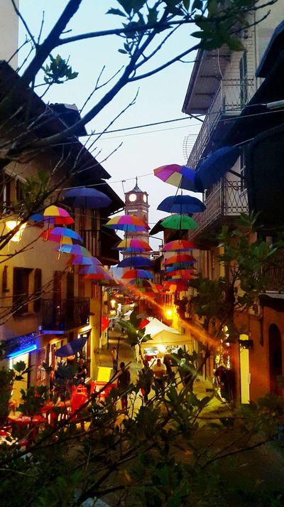 Giaveno Umbrella☂☂ Umbrella Umbrellas Umbrellastreet Umbrella Street Umbrella Sky Umbrella Night