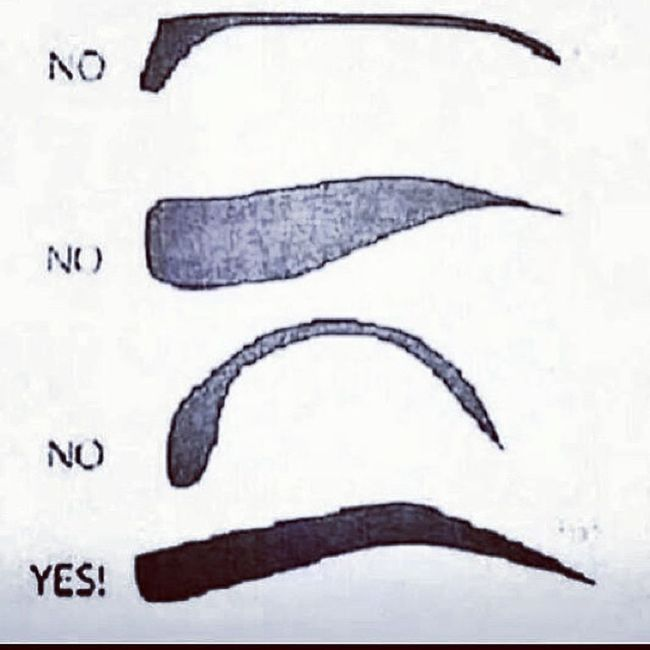 Your welcome? Tryingtohelp Somegirls Calmyourbrows Funnystuff ?