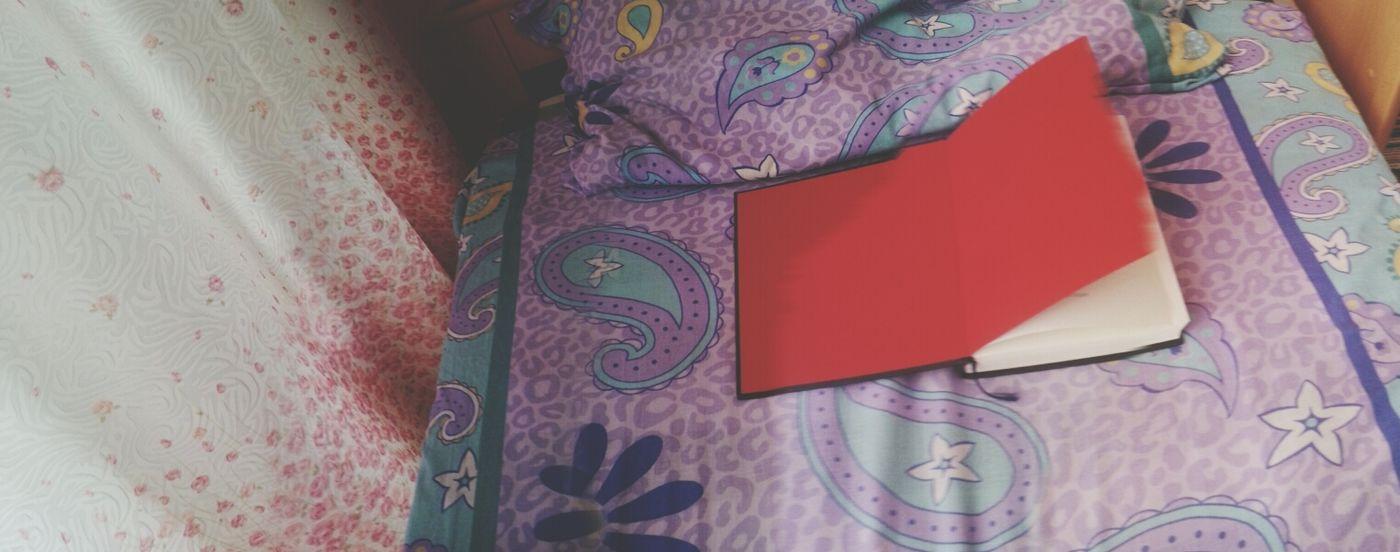 Red Book Pink Rose