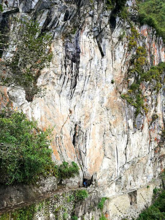 Machu Picchu - Peru Jungle Mountain Precipício