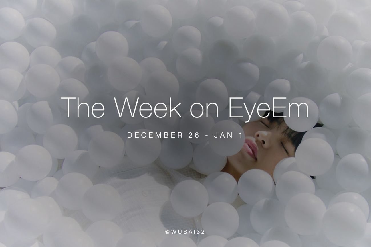 The best way to start the new year? An epic selection of photos for The Week On EyeEm → http://eyeem.ai/2hHd5zQ