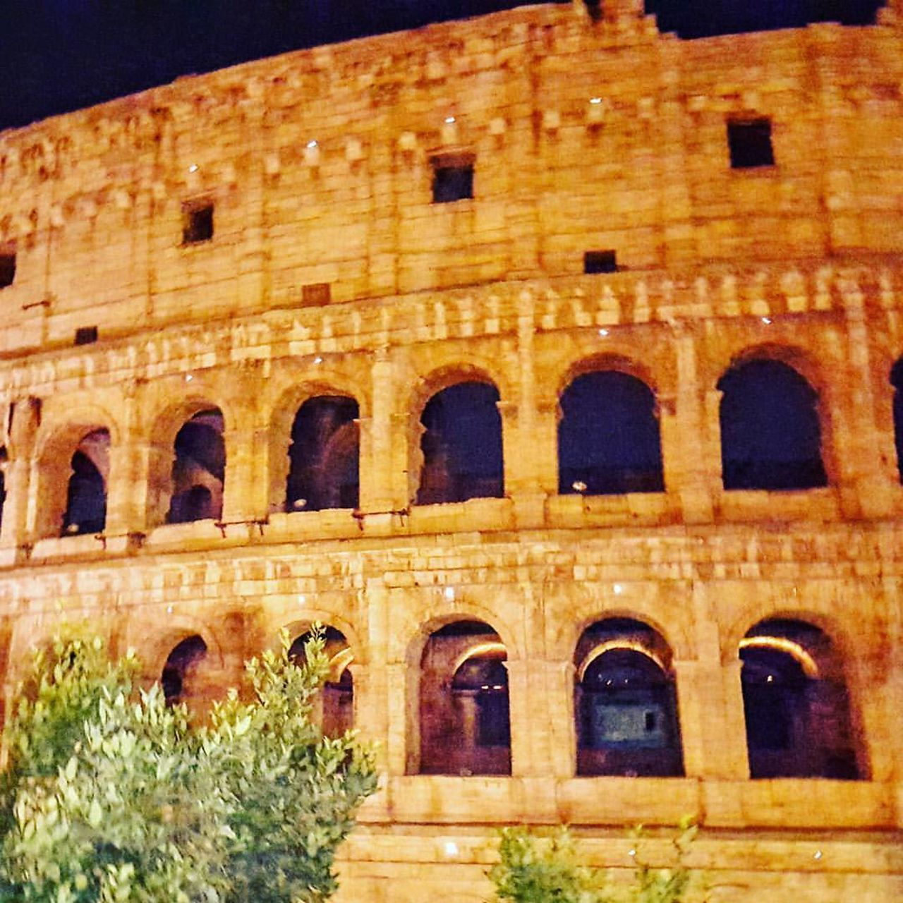 Architecture Built Structure History Colloseum Rome Italy Ancient