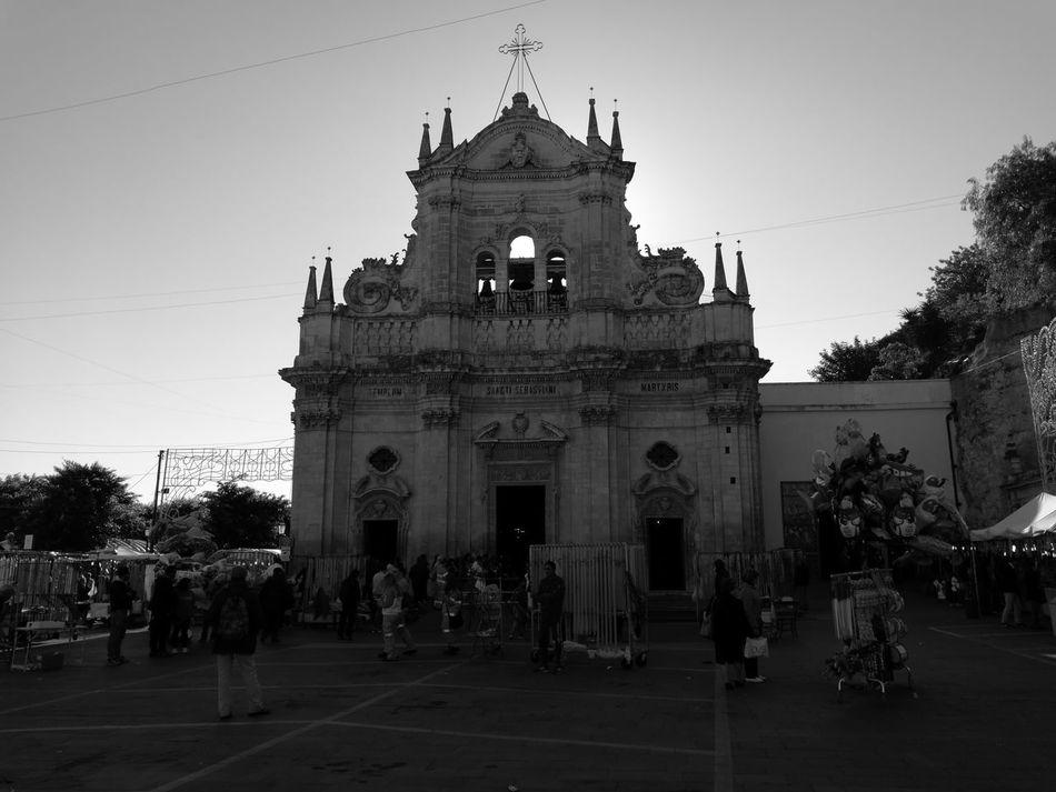 Chiesa San Sebastiano Melilli... Sicily Natura Barocco Fiore Siracusa San Sebastiano Floridia  Priolo Gargallo Chiesa Melilli Siracusa Sicily Clero