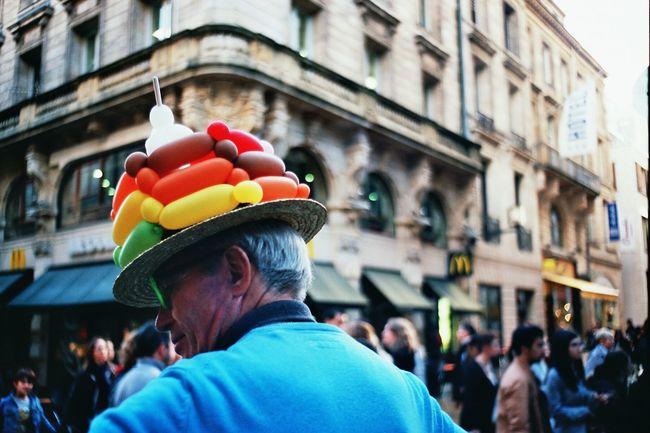 Showcase: November 35mm Film Balloons Streetphotography Fujifilm Velvia100 Diapositive Colorful Canonae1 Peoplephotography