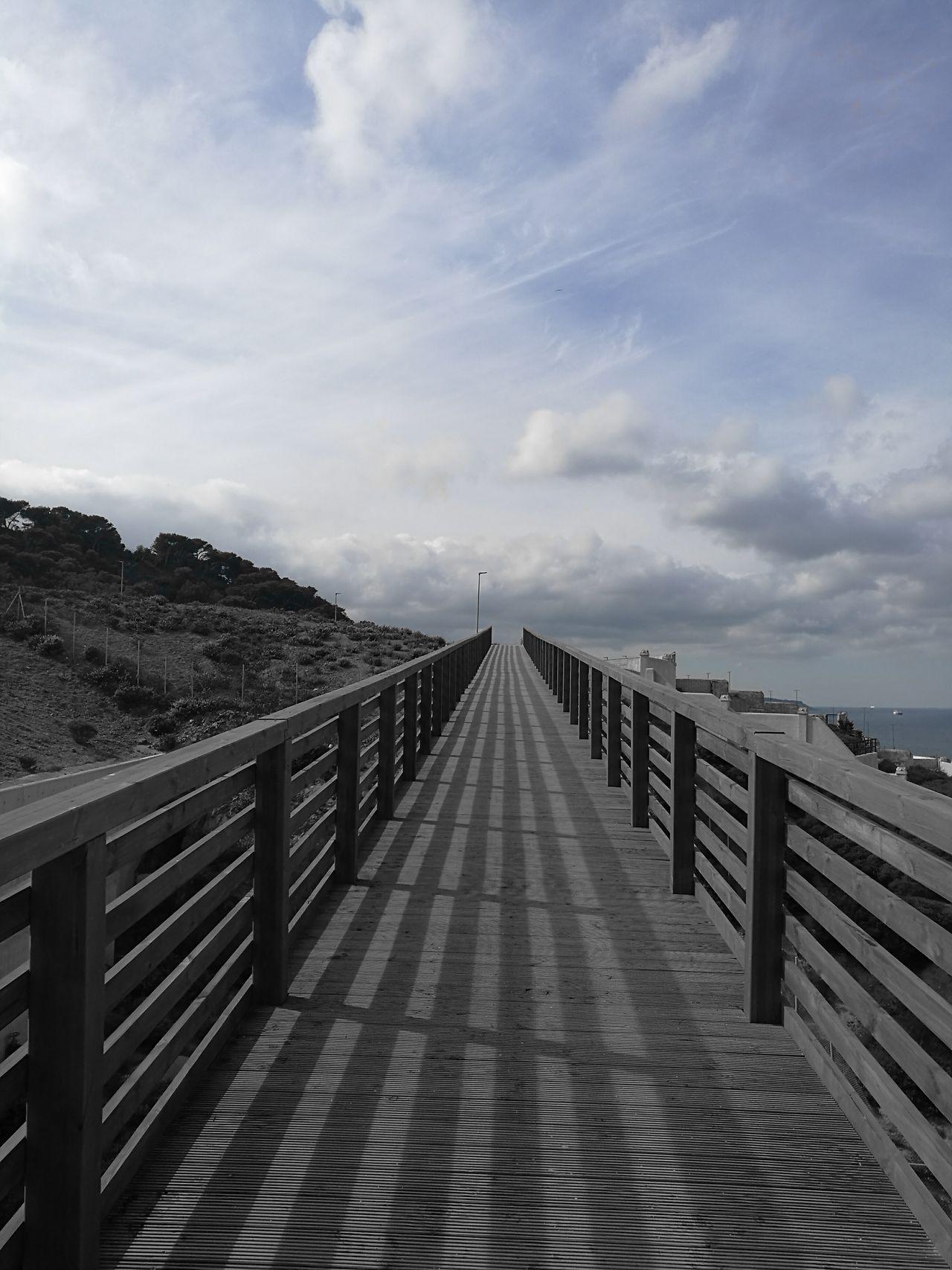 Puentes Road To Heaven No People