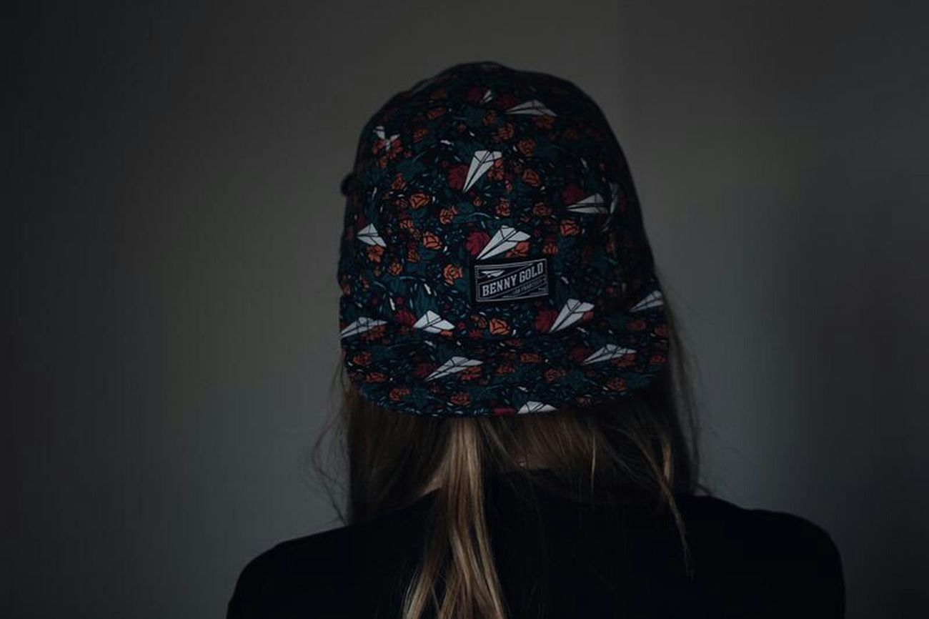 HEAD Cap Paperplanes Flowers Colors Girl Hair Clothes Fashion