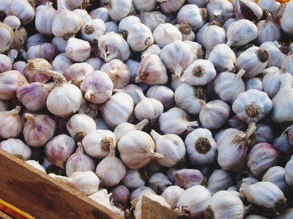 EyeEm Selects Garlic Garlic Bulb Food No People Vegetable Outdoors Day Nature Close-up Freshness