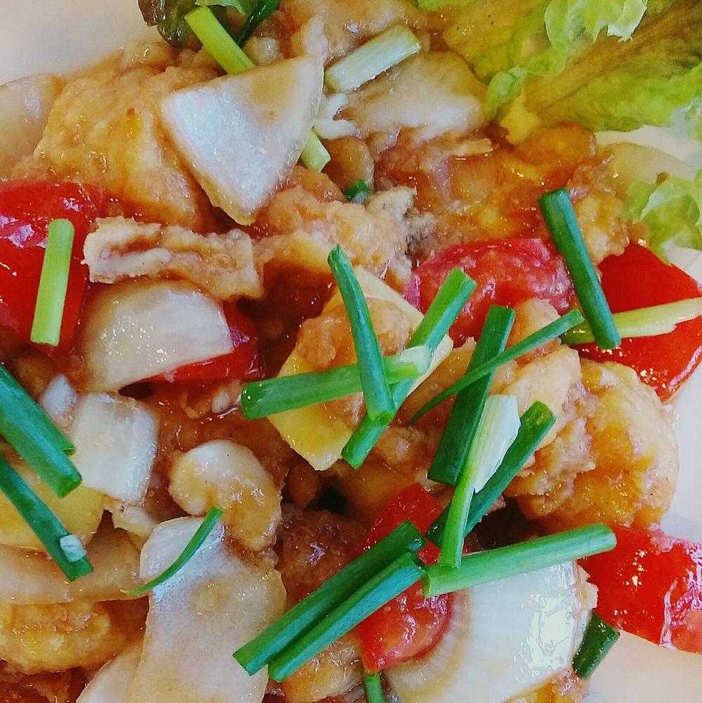 Holiday Foodphotography Foodporn Foodgasm Foods Thai Food ThaiFoodGoodTaste Fillet Colourful Huahin