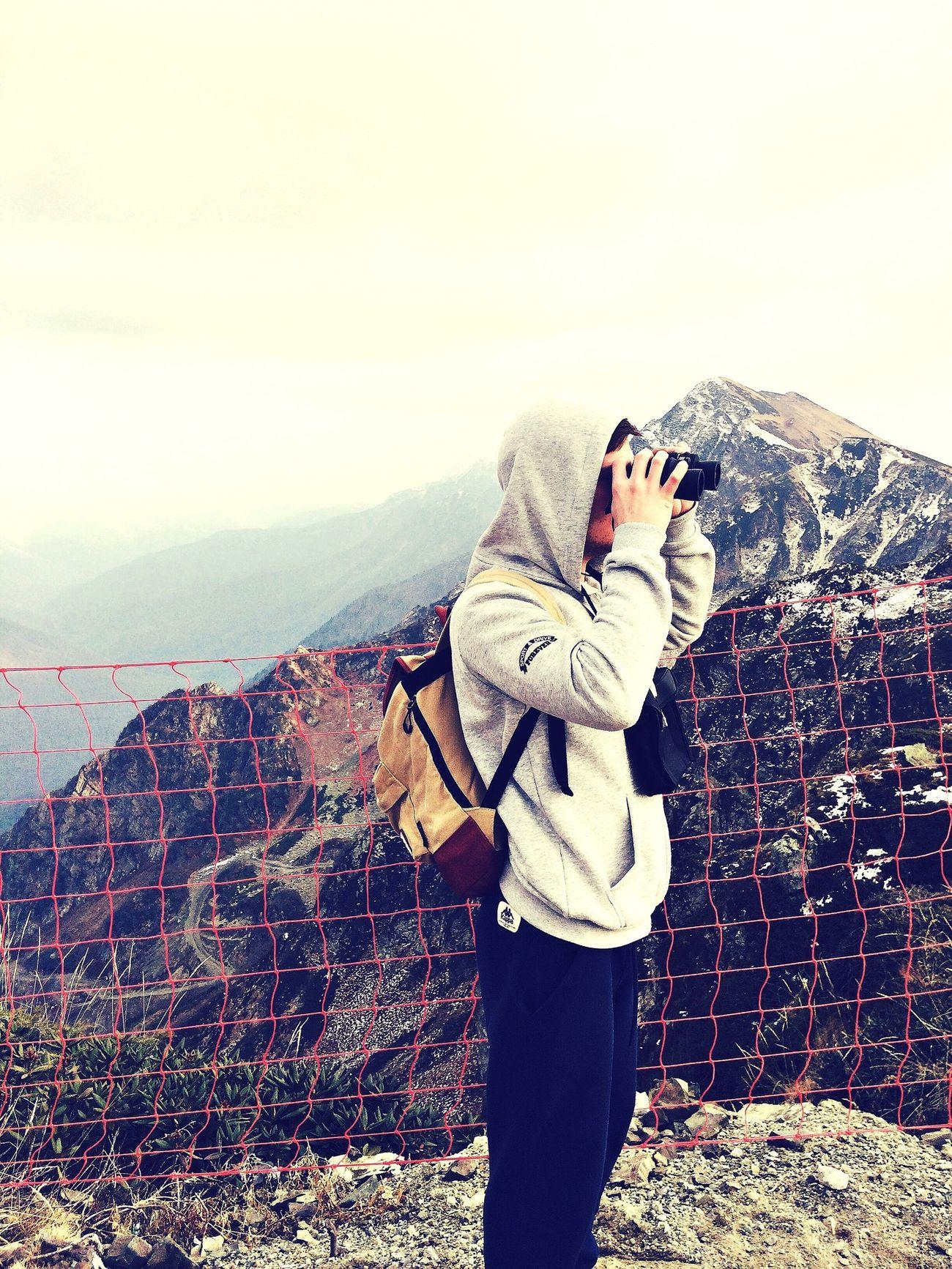 горы 2320м