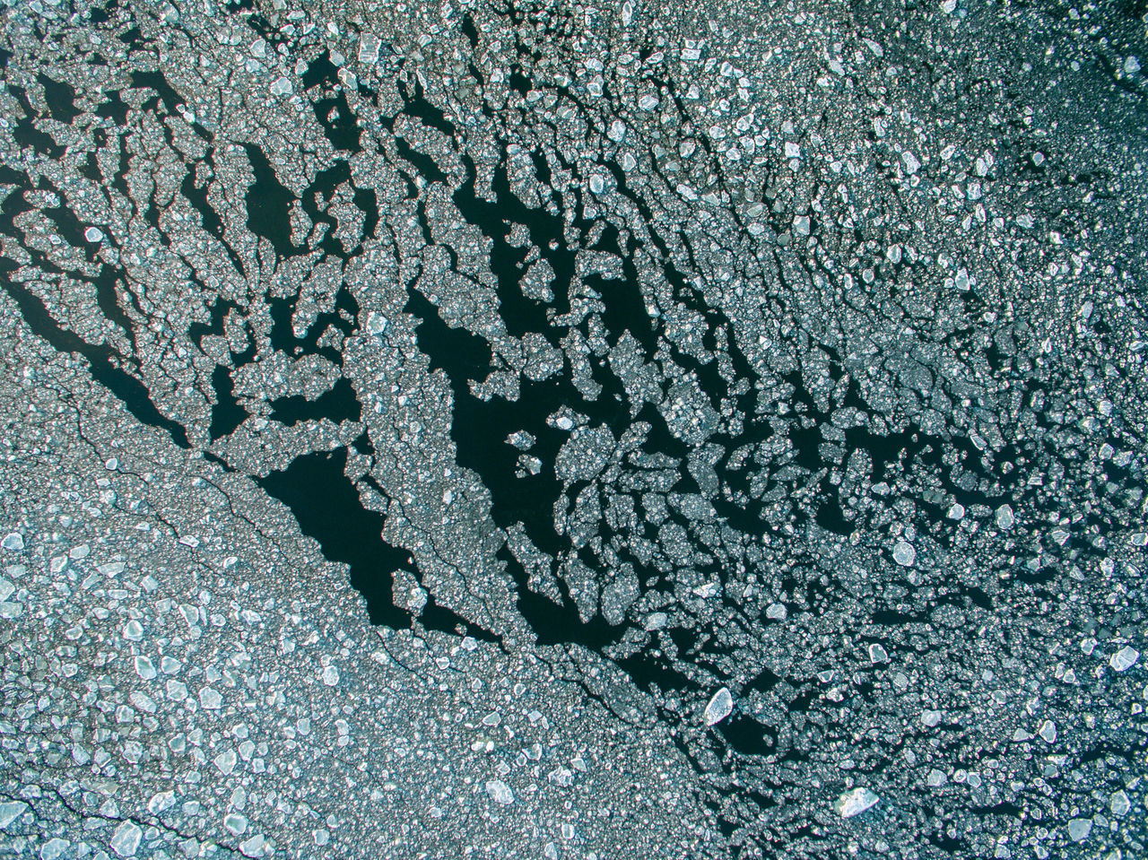 Aerial View Backgrounds Close-up Cold Cold Temperature Day Drone  Finland Flying High Full Frame Ice Nature No People Outdoors Sea Textured  Top View Water Winter