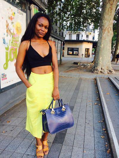 Summer Vacation Lyon France