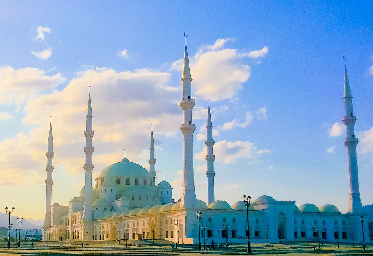 Grand Mosque Fujairah