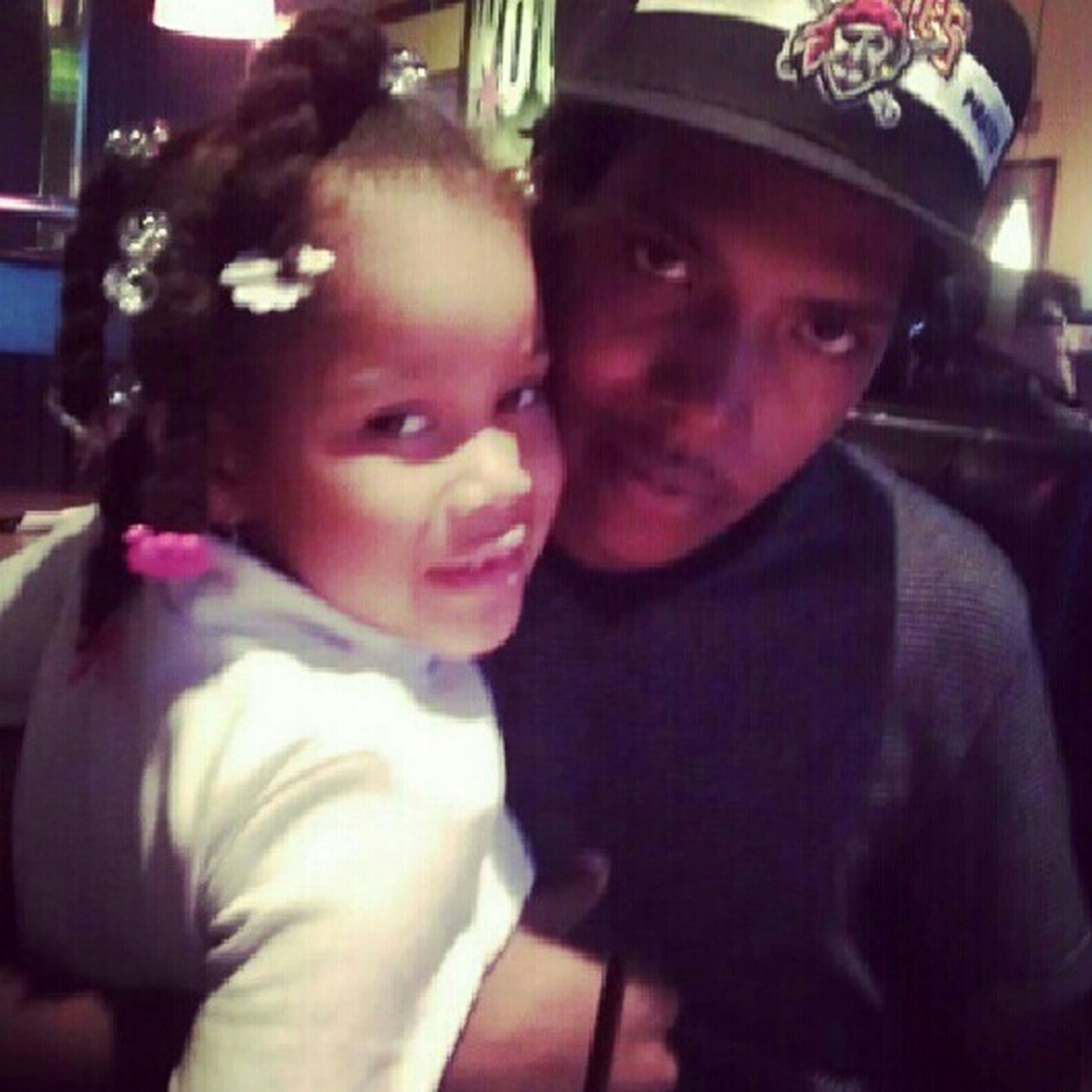 Us on Saturday on my Bday I love her