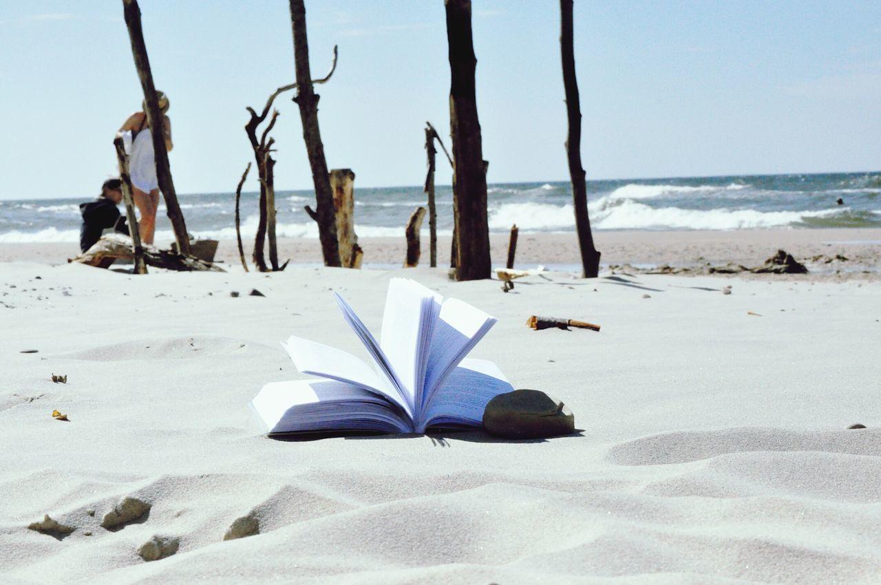 Summer Sea Beach Sun Nature Sky Landscape Colorfull EyeEm Nature Lover Book Eyeemnaturelover Enjoying Life