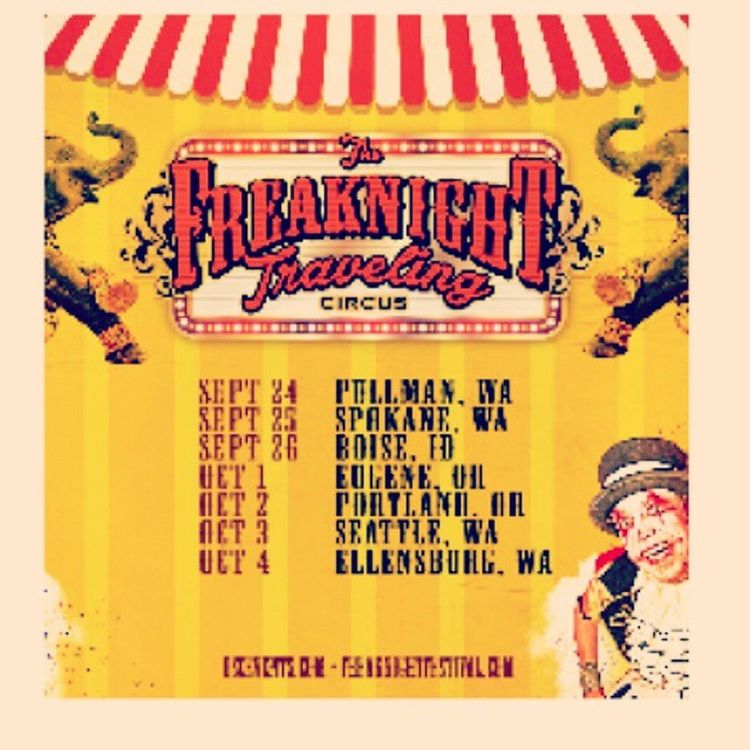 Here we come Freak night! With- Dakota @courtneyclassic @lizmaccoy @sarrose__ @justcashh_ Borgore Freak Night CakedUp rave concert dubstep trap