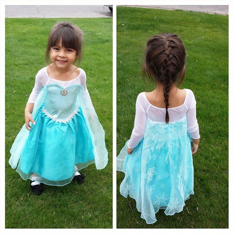 My Princess Elsa ? HerBirthdayPartyTheme