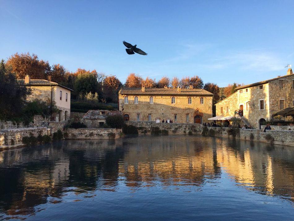 Bagnovignoni Tuscany Toscana Italy Italia Tuscanygram Italy Holidays Travel Valdorcia Siena