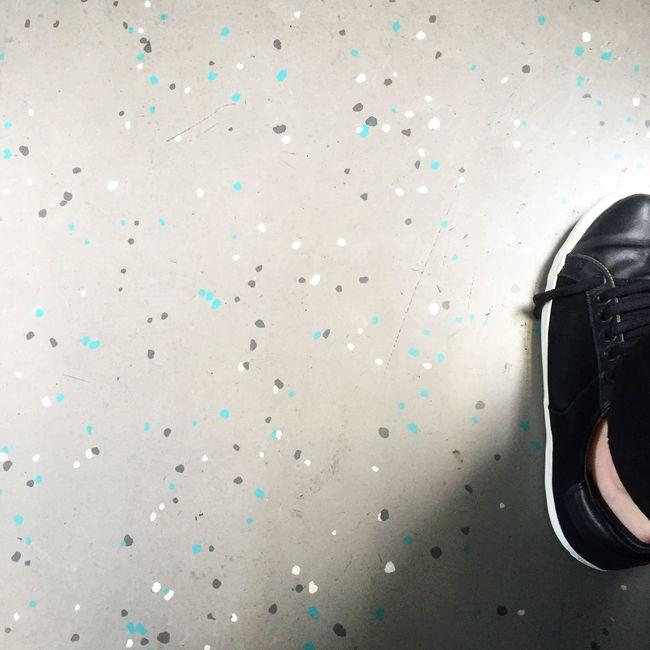 Shoe Pattern Floor