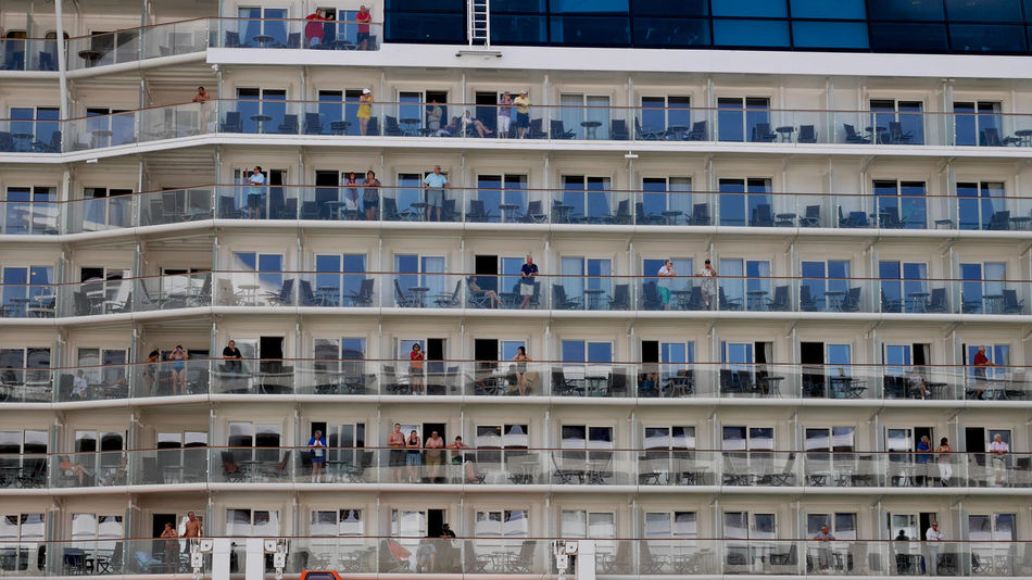 Cruise Ship Balconies Balconies Balcony Cruise Cruise Life Cruise Liner Cruise Ship Cruise Ship Photos Cruiseship Cruising Cruising In Style In A Row Tourists Vacation Vacation Photos   Let's Go. Together.