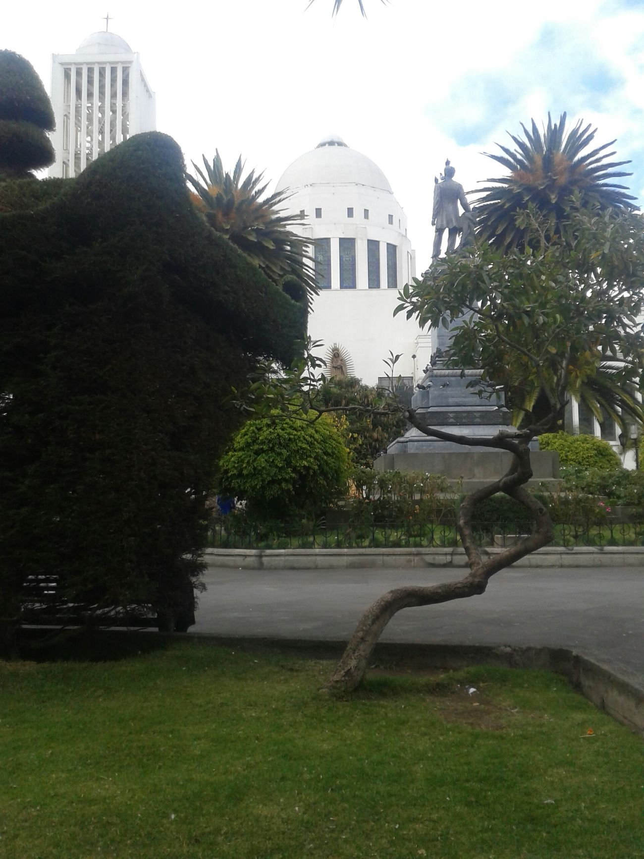 My Country In A Photo Catedral Ambato Parques  Sabadoatarde Esquinazo Land Scape