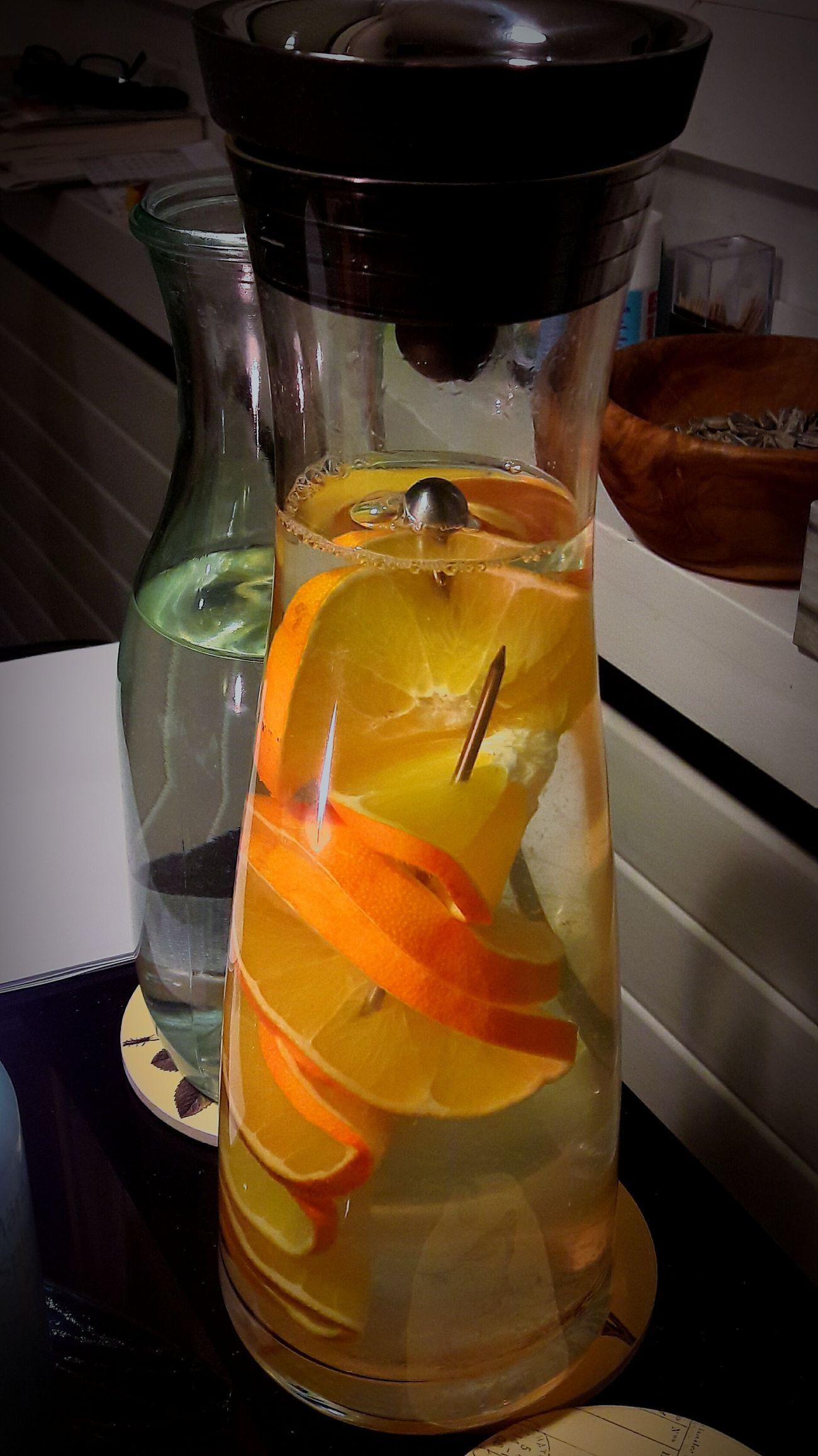 Schweiz Swizzerland Orang Orange Water Wasser Wimter2016