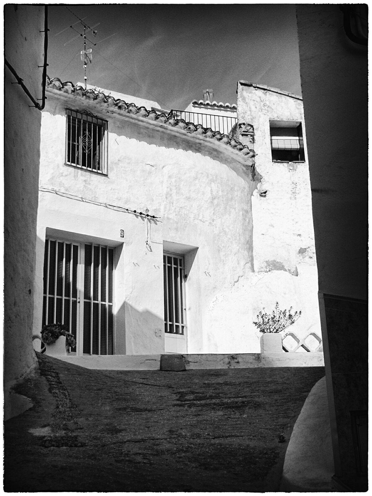 SPAIN Valencia, Spain Cullera Blackandwhitephotography Monochrome Architecture