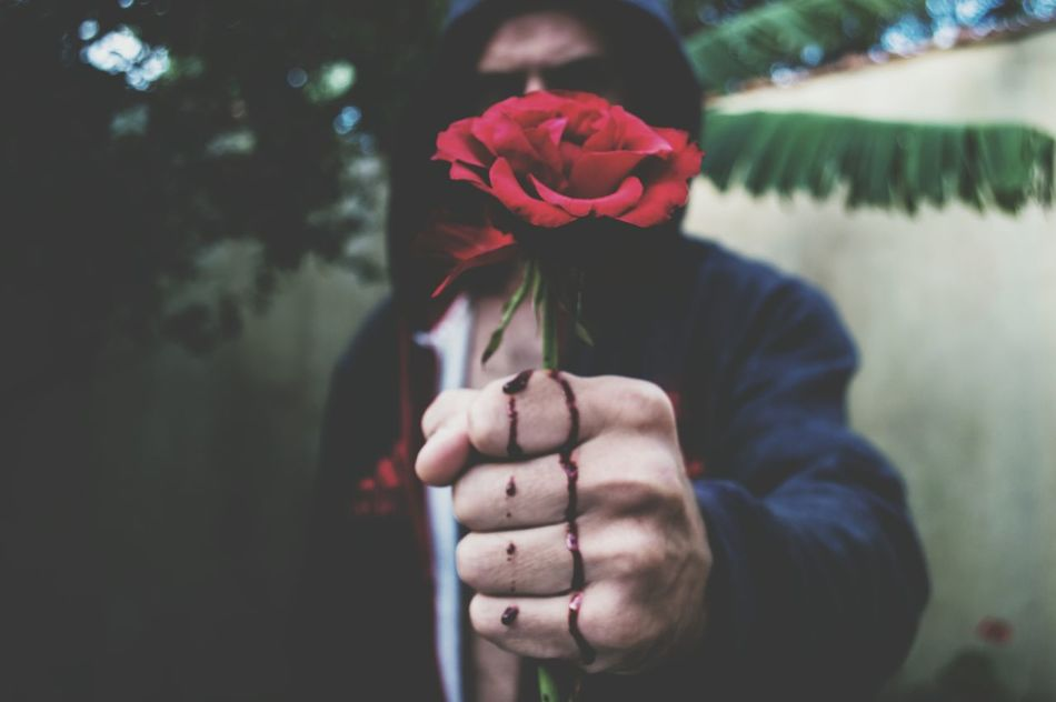 Beautiful stock photos of roses,  25-29 Years,  Blood,  Blue,  Built Structure