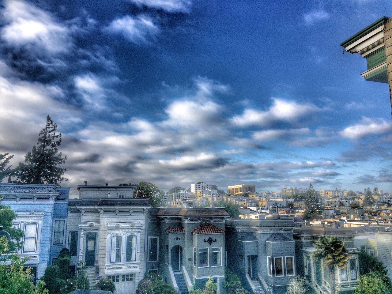 Travel Travel Photography San Francisco Cloud - Sky Building Exterior