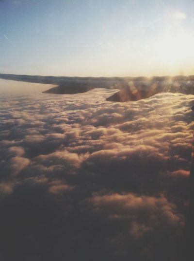Clouds are fluffy? First Eyeem Photo