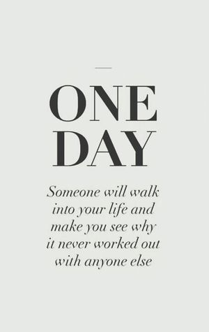 One Day Wil Be Happen something what I really want ..I believe