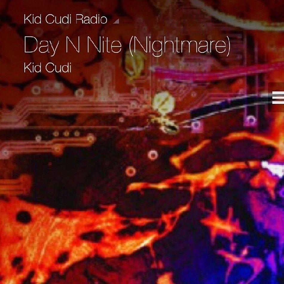 Good morning peoples MilkRadio Kidcudi DaYnNight Spacemusic jammin