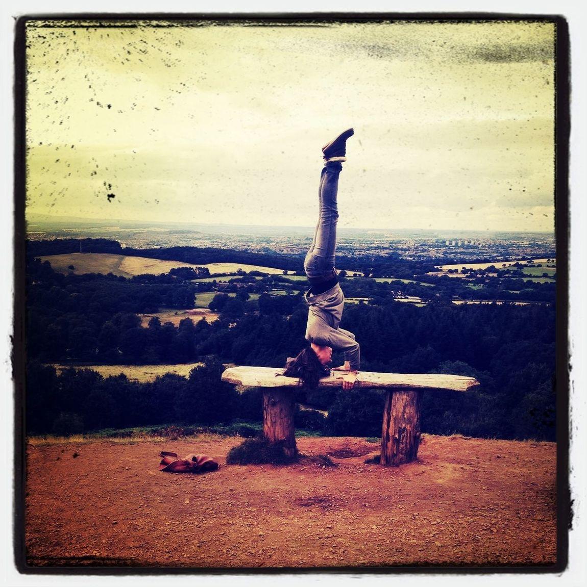 Take A Break Nice Views My Feet Hurt Enjoying The Sights Benching, inspired by...Richard Edwards