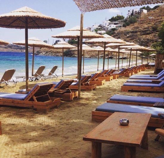Gialiskari Beach, Kea, Cyclades