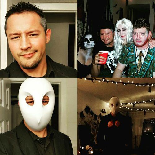 Halloween party Ras Al Ghul Batman Antihero GoodTimes
