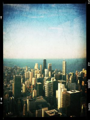 in Chicago in Chicago by Magerk