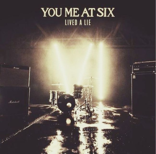 You Me At Six LivedAlie Music New Single