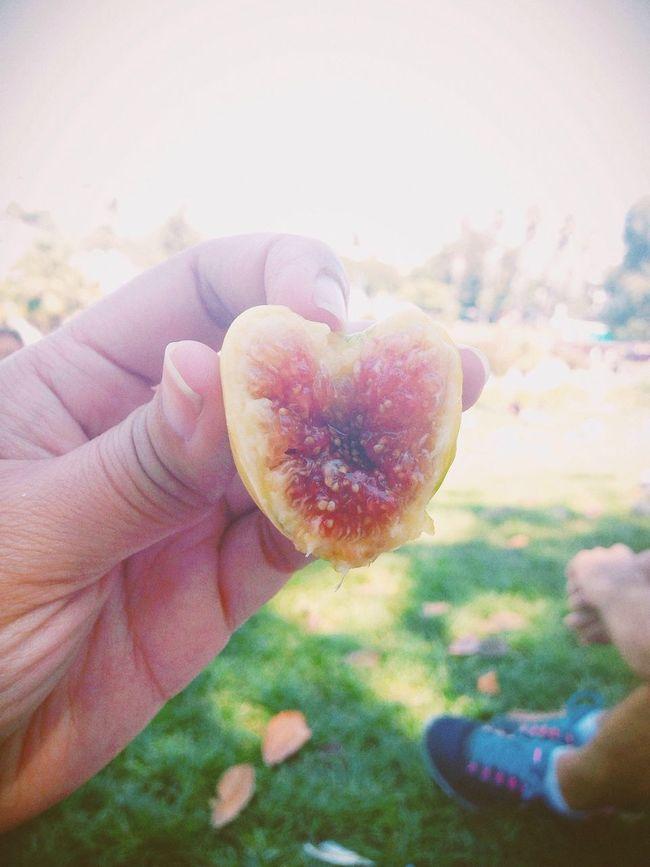 Fig lovin'. Fruit Love Heart Healthy