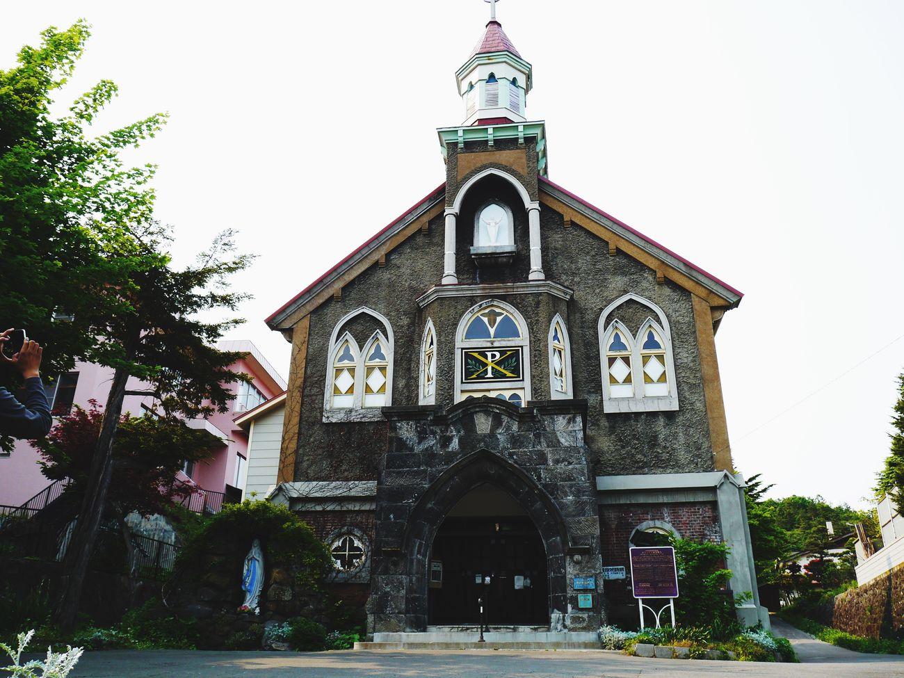 教会 カトリック富岡教会 Church