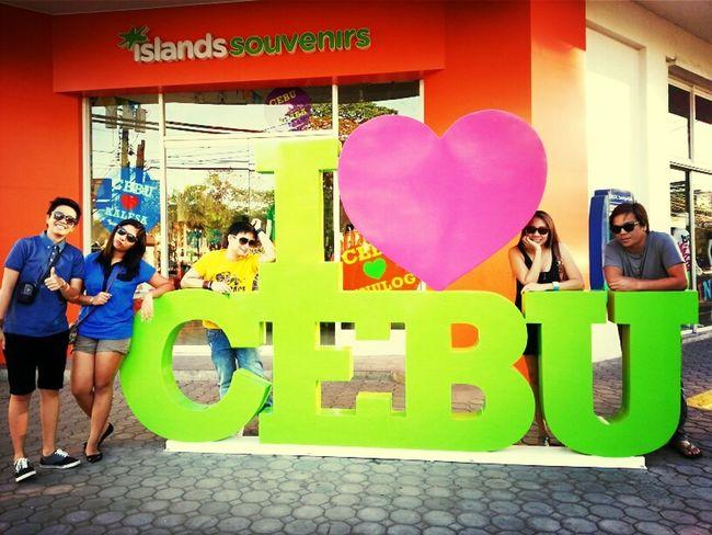 I Love Cebu!