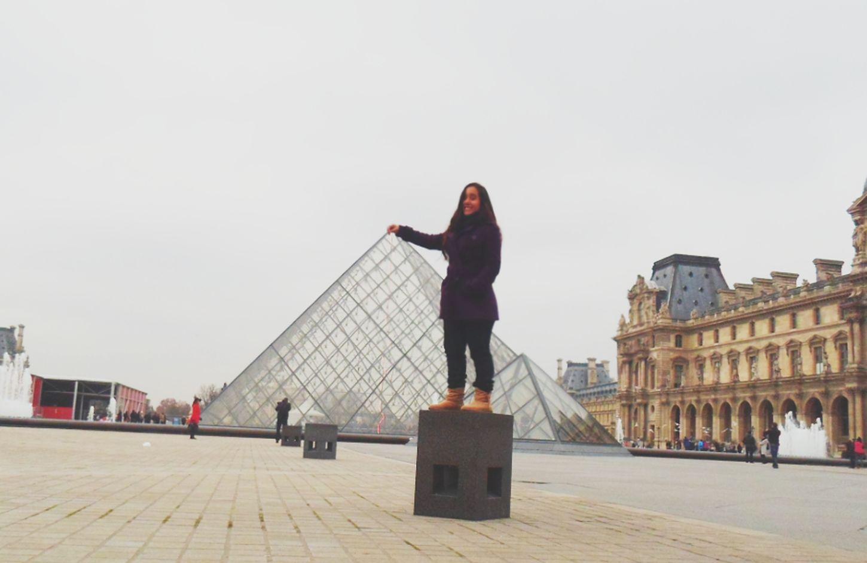 Enjoying Life Trip Paris That's Me