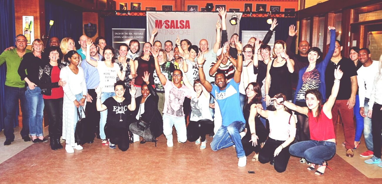 The Kizomba Matinee Group @MiSalsa_nl