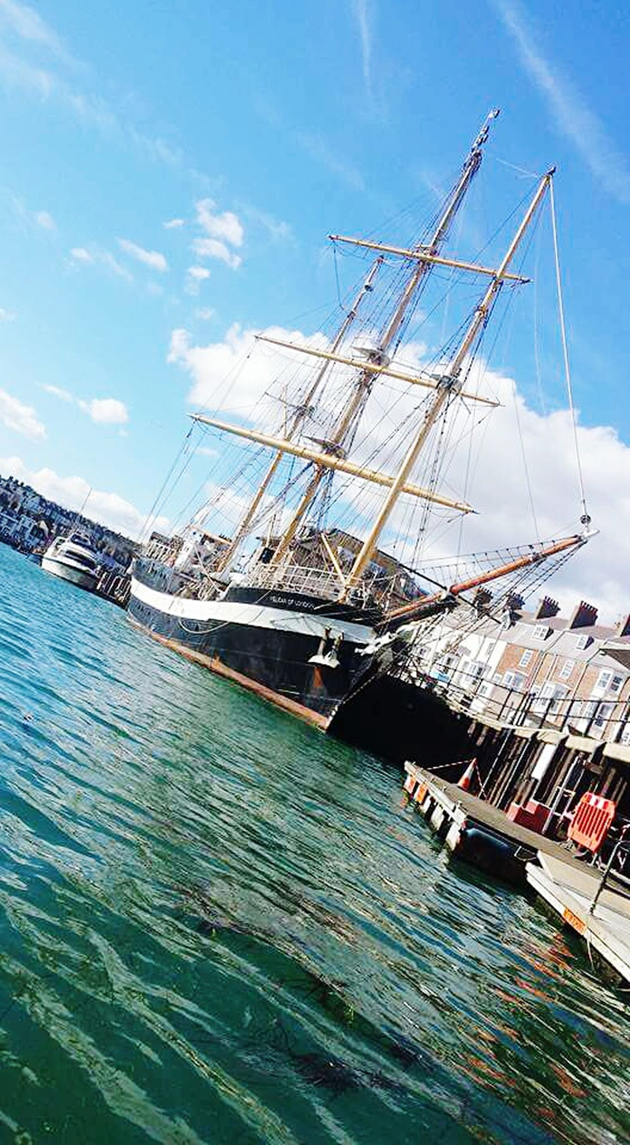 Weymouth Dorset Scenics Travel Destinations Weymouth Harbour Boats⛵️ Ships In Port