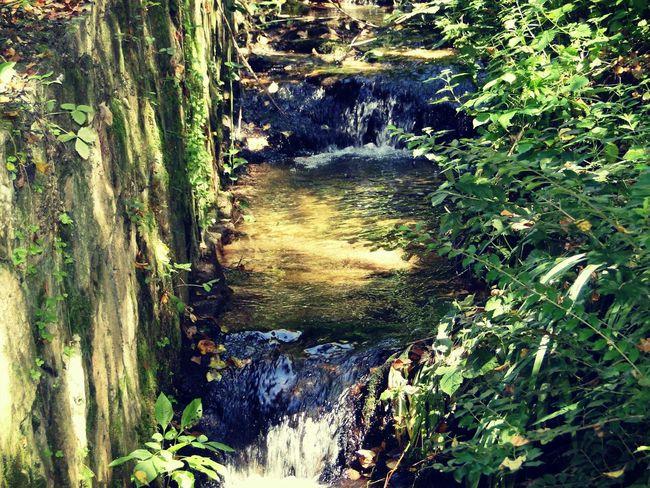Nature Waterfall Green Argentina Lacumbrecita Followme