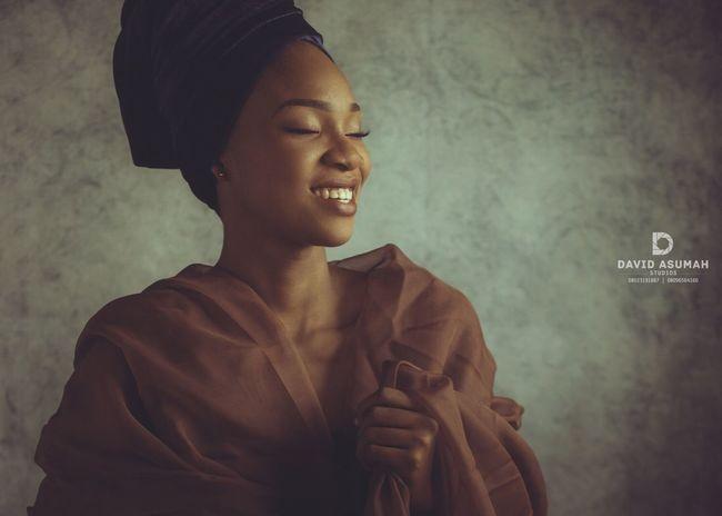A natural light portrait of beautiful 16yr old model: Gloria Model Beautiful Turban Lagos Classic Classic Elegance First Eyeem Photo Portrait